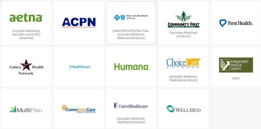 Texas Med Clinic Insurance