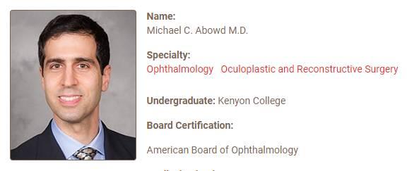 Michael C. Abowd M.D