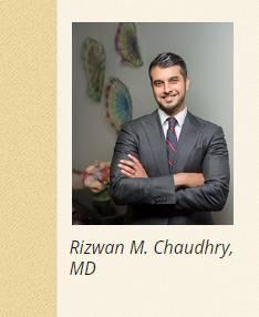 Rizwan M. Chaudhary M.D.