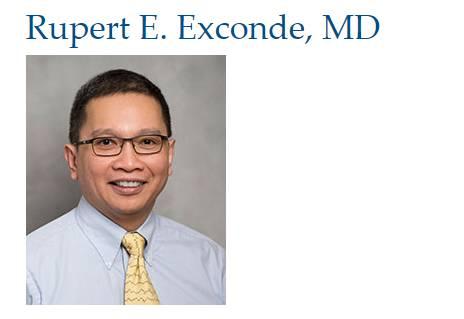 Rupert E. Exconde, MD