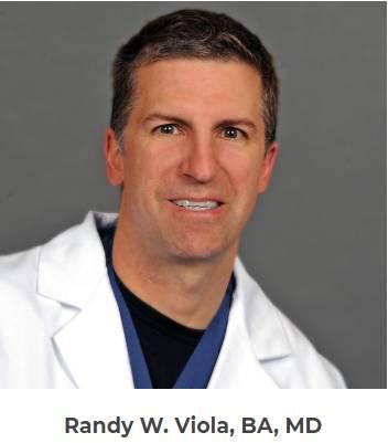 Randy W. Viola, BA, MD