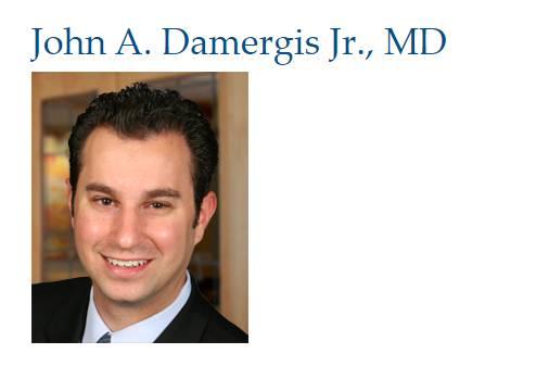 John A. Damergis Jr. MD