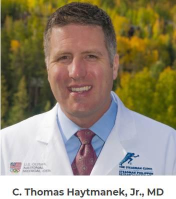 C. Thomas Haytmanek, Jr. MD