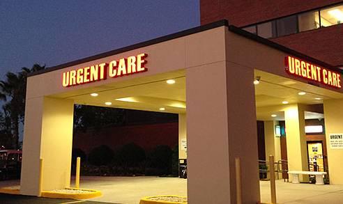 Urgent care Main