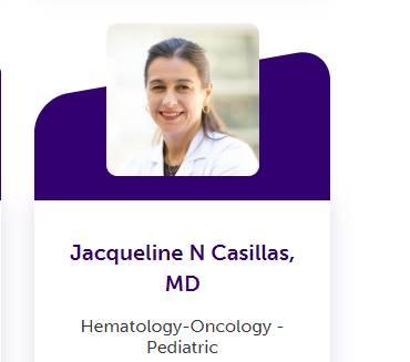 Jacqueline N Casillas, MD