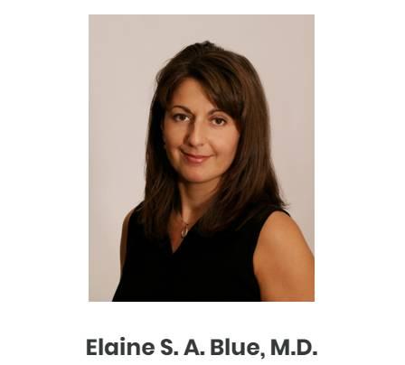 Elaine Blue, M.D.