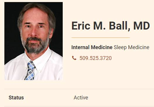 Eric M. Ball, MD