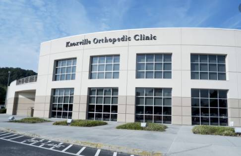 Knoxville orthopedic clinic