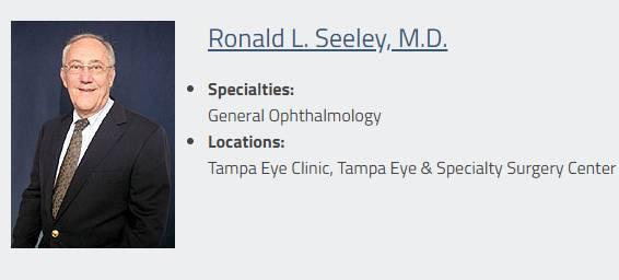 Tampa eye clinic