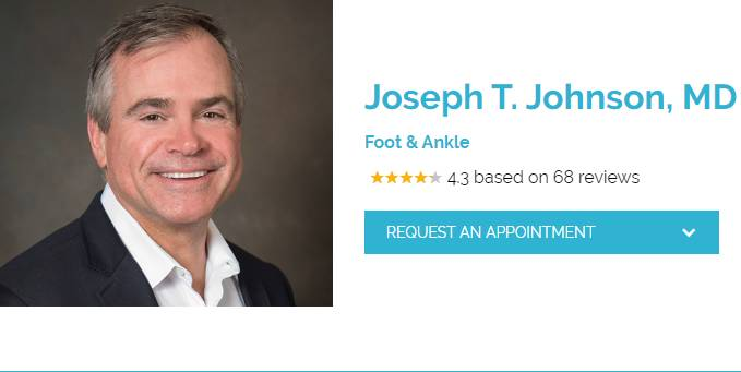 Joseph T. Johnson, MD