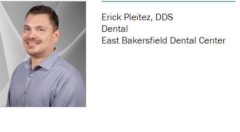 Erick Pleitez, DDS