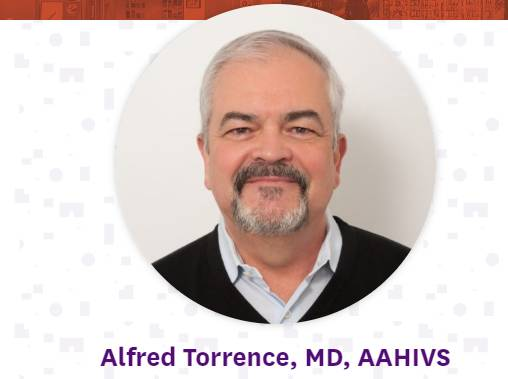 Alfred Torrence, MD, AAHIVS