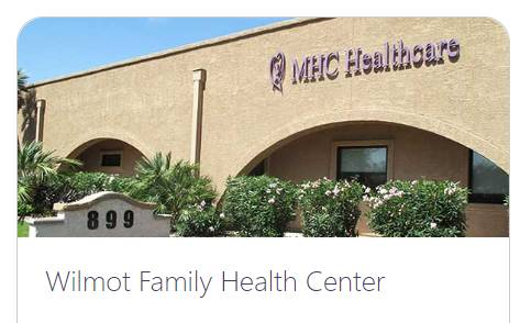 Marana Health center Wilmot