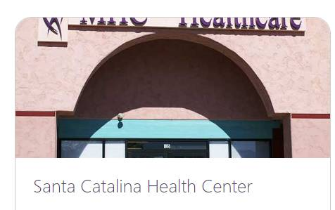 Marana Health center Catalina