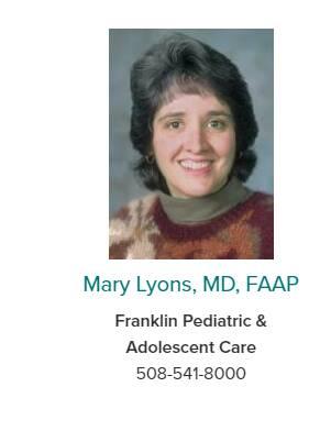 Mary Lyons, MD, FAAP