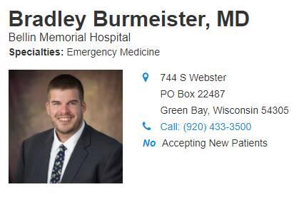 Bradley Burmeister, MD
