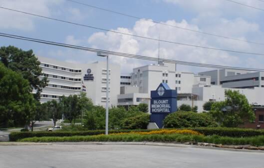 Blount Memorial Hospital