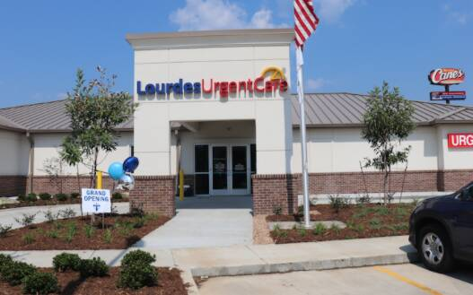 Lourdes Urgent Care Carencro