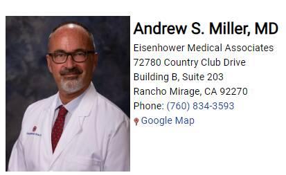 Miller Andrew S. MD