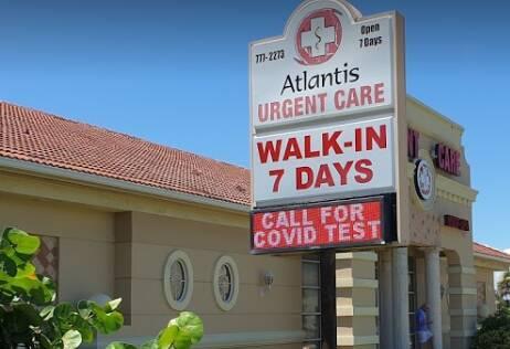 Atlantis urgent care Indian Harbour Beach