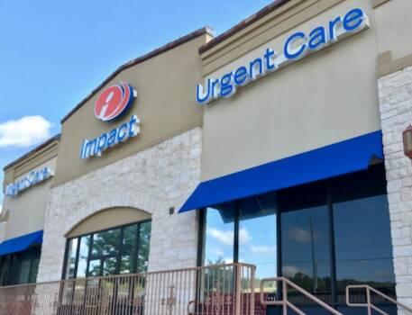 Impact Urgent Care San Antonio
