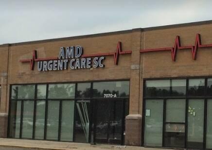 Amd urgent care