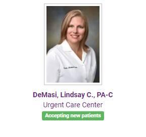 Demasi, Lindsay C, PA-C