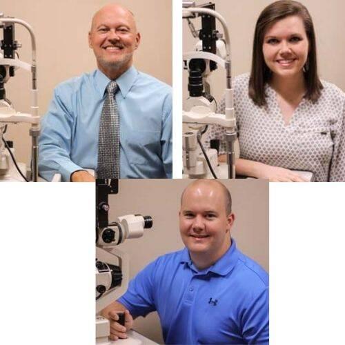 Scott Eye Clinic Doctors