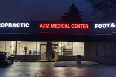 Aziz Medical Center Des Plaines