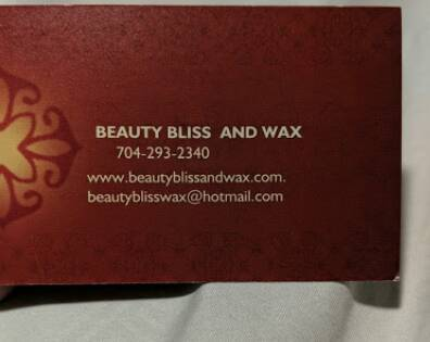 Beauty Bliss and Wax