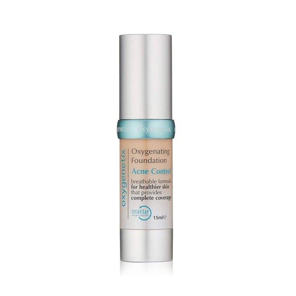 oxygenetix-acne-cnotrol-foundation Ivory