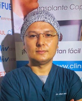 Doctor Cihan Bandirmali - Injerto Capilar Turquia - Clinifue Turquia
