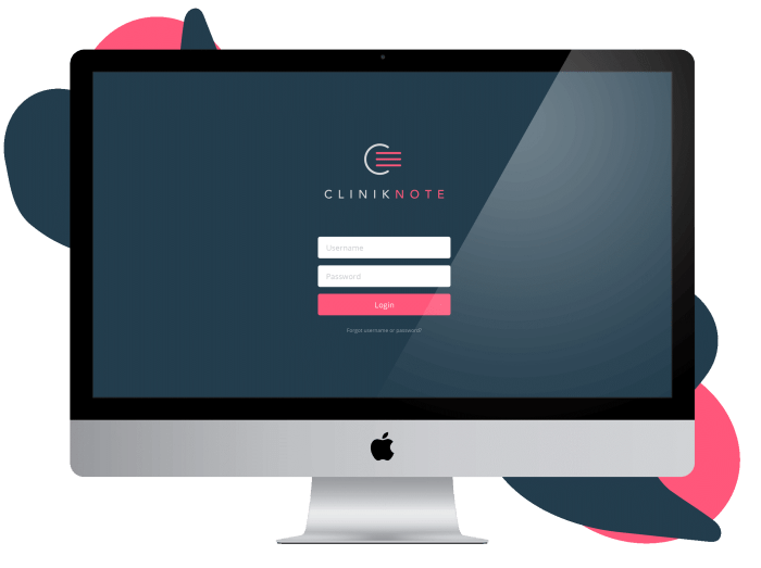 Cliniknote-login-cloud