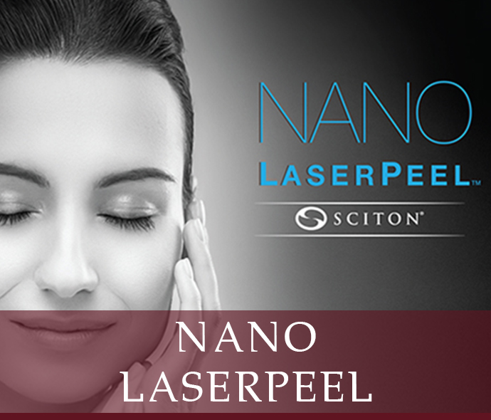 Nano LASERPEEL - Dallas Medspa and Laser Center | Clinique Dallas