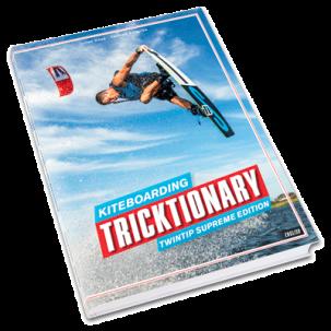 tricktionary kite