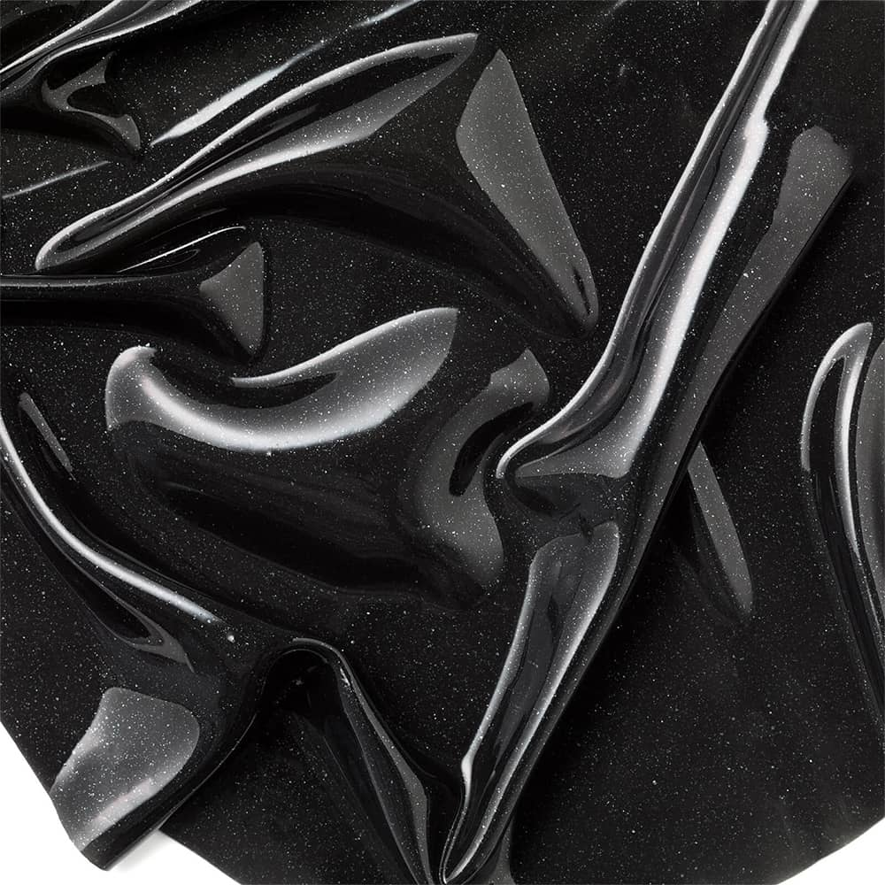 Masque pour le visage à base de diamants noirs , à usage unique