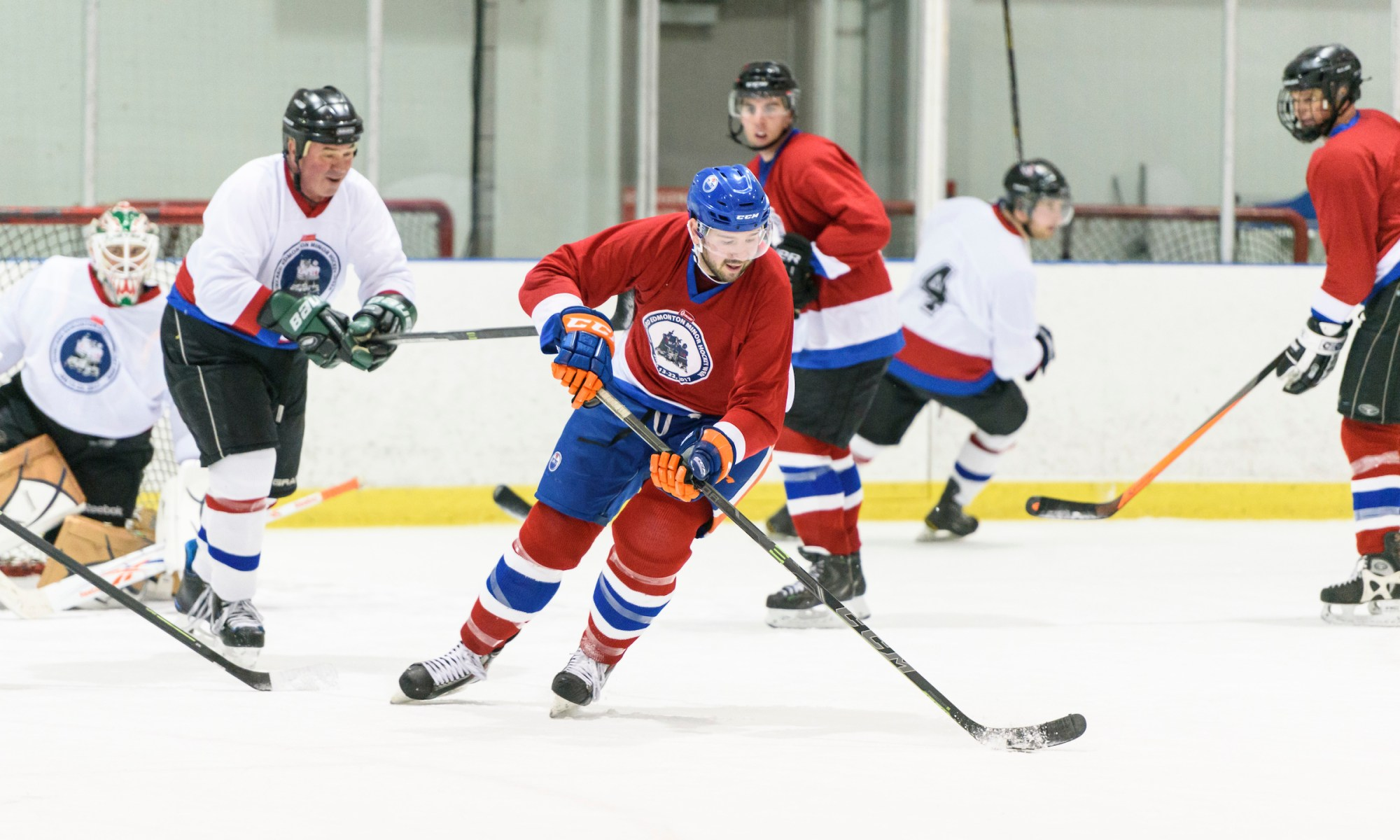 joueurs hockey