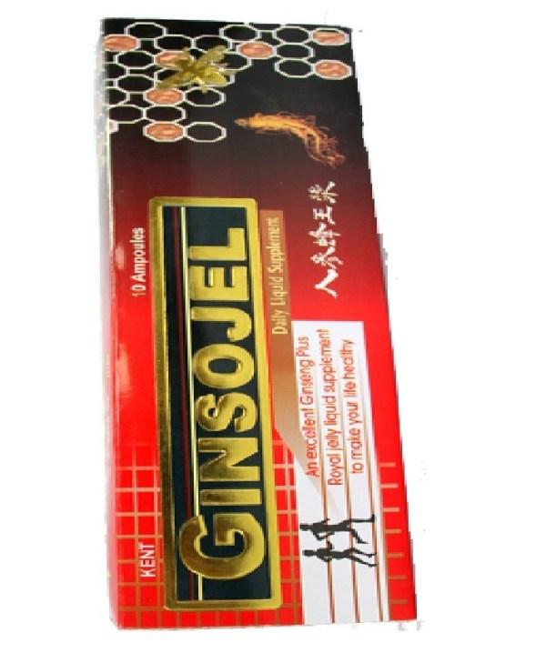 Ginsojel Ginseng Royal Jelly