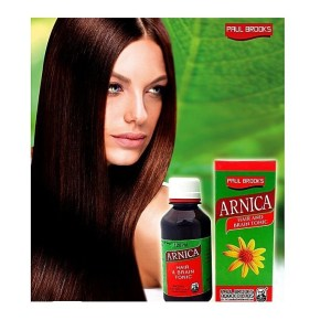 Paul Brooks Arnica Hair Brain Tonic