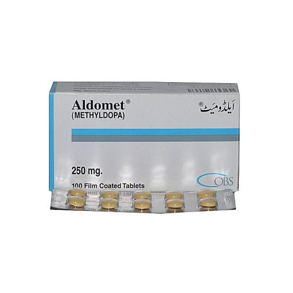 Aldomet Tablets