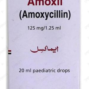 Amoxil Drop 125mg 20ml