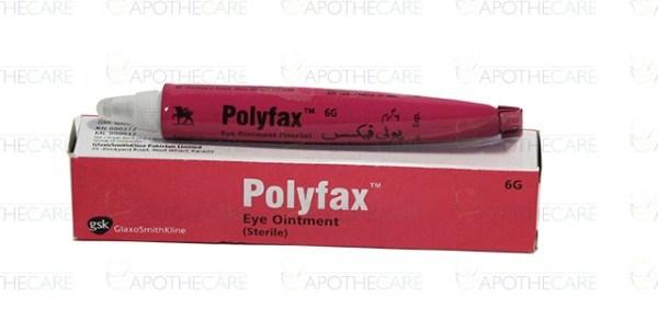 Polyfax Eye Oint