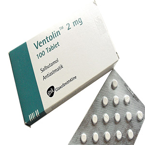 Ventolin Tablets
