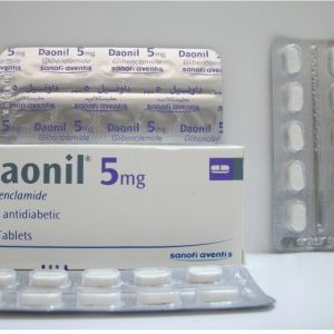 Daonil Tablets