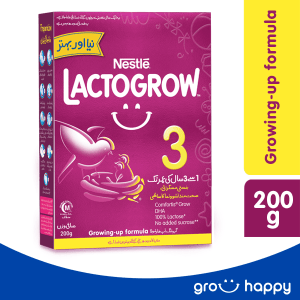 Nestle Lactogrow 3 Growing up Formula