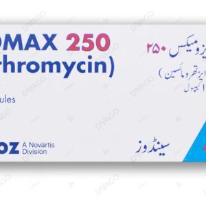 Azomax capsules 250mg