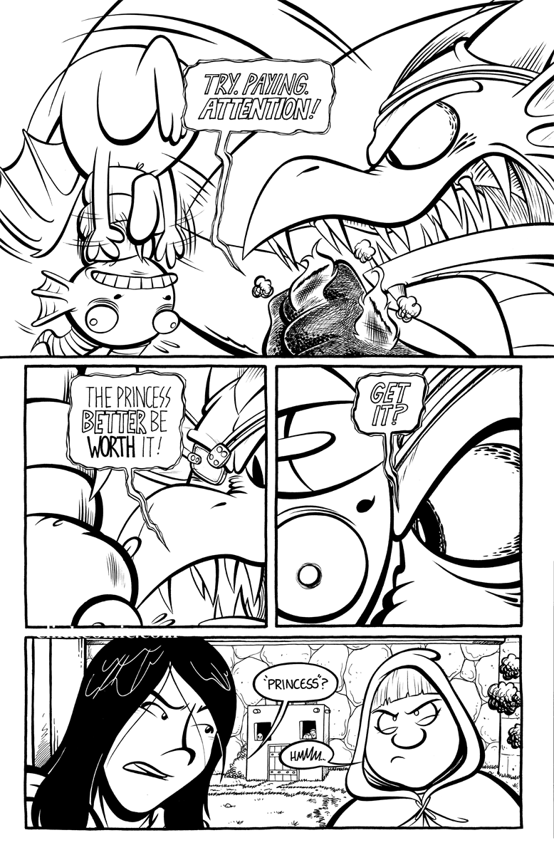 Divide and Conquer #2, Page 10