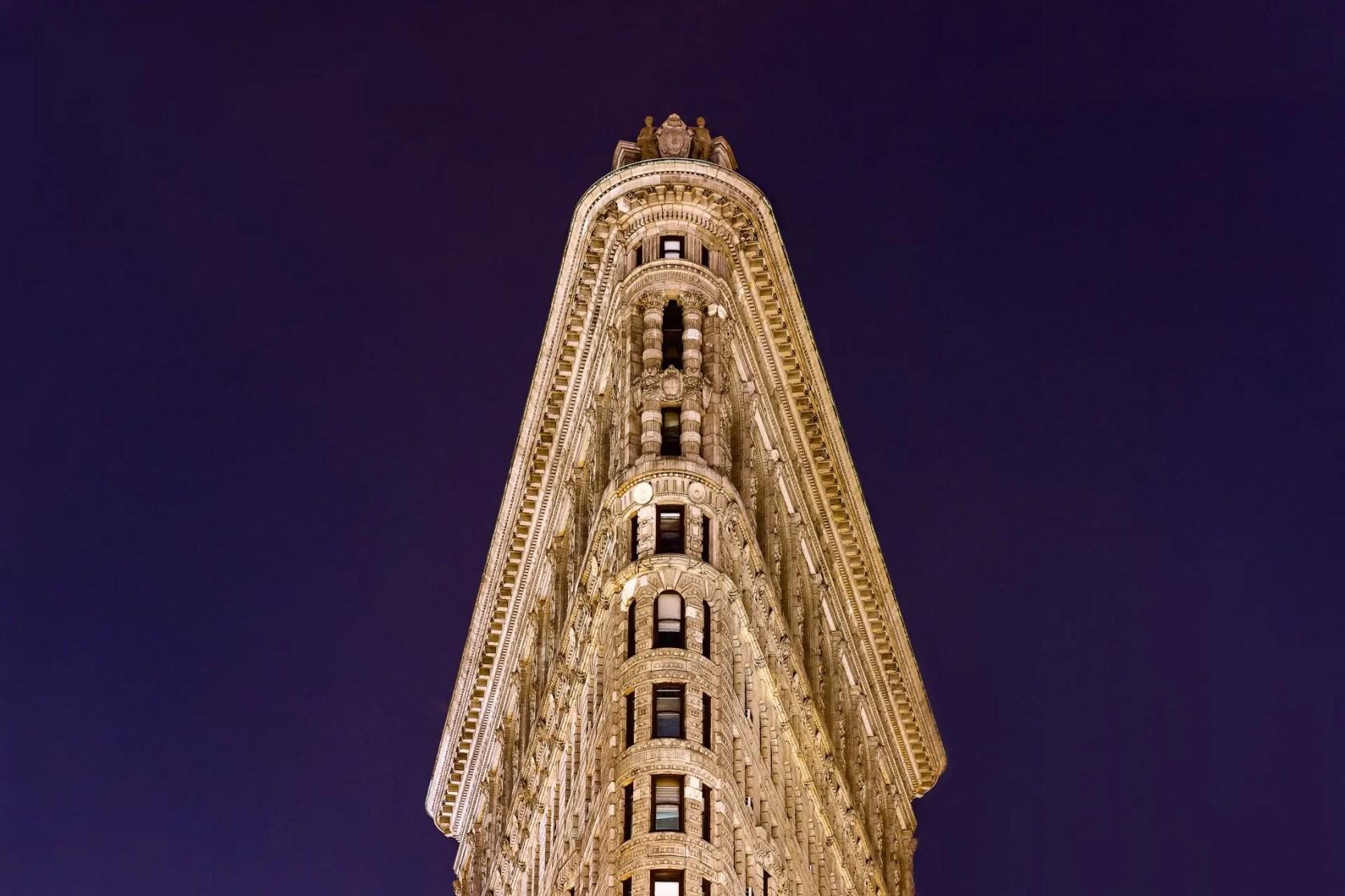 Flatiron Majesty - New York City Travel Photography