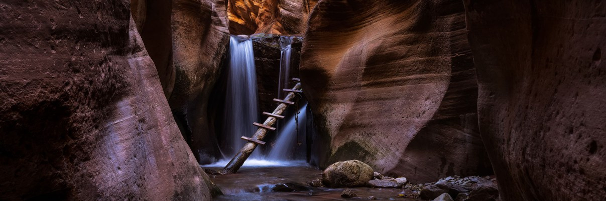 The Journey Within - Luxury Utah Panoramic Landscape Photography