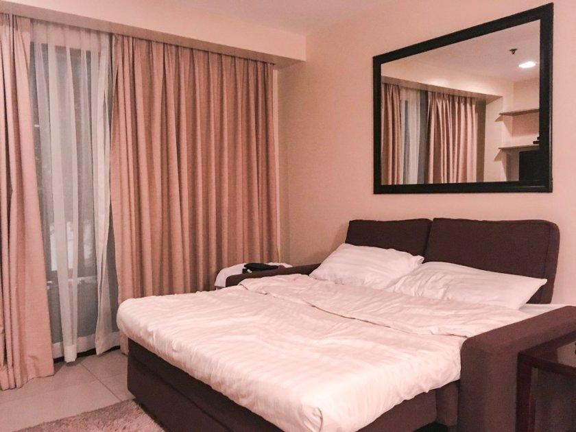 Azalea Residences Baguio Bedroom